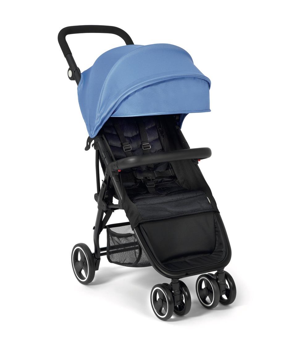 عربة اكرو - ازرق