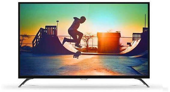 تسوق تلفزيون فيليبس 55 بوسة فور كي بأفضل الأسعار