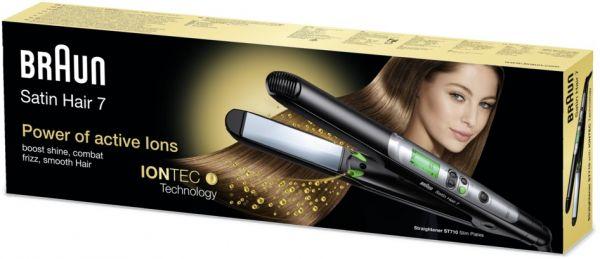 تسوق مكواة الشعر ساتين هير 7 من براون مع خصم حتى 16 %