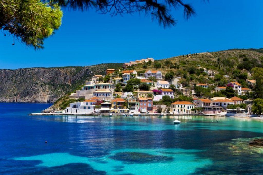 توب فايف اجمل جزر اليونان