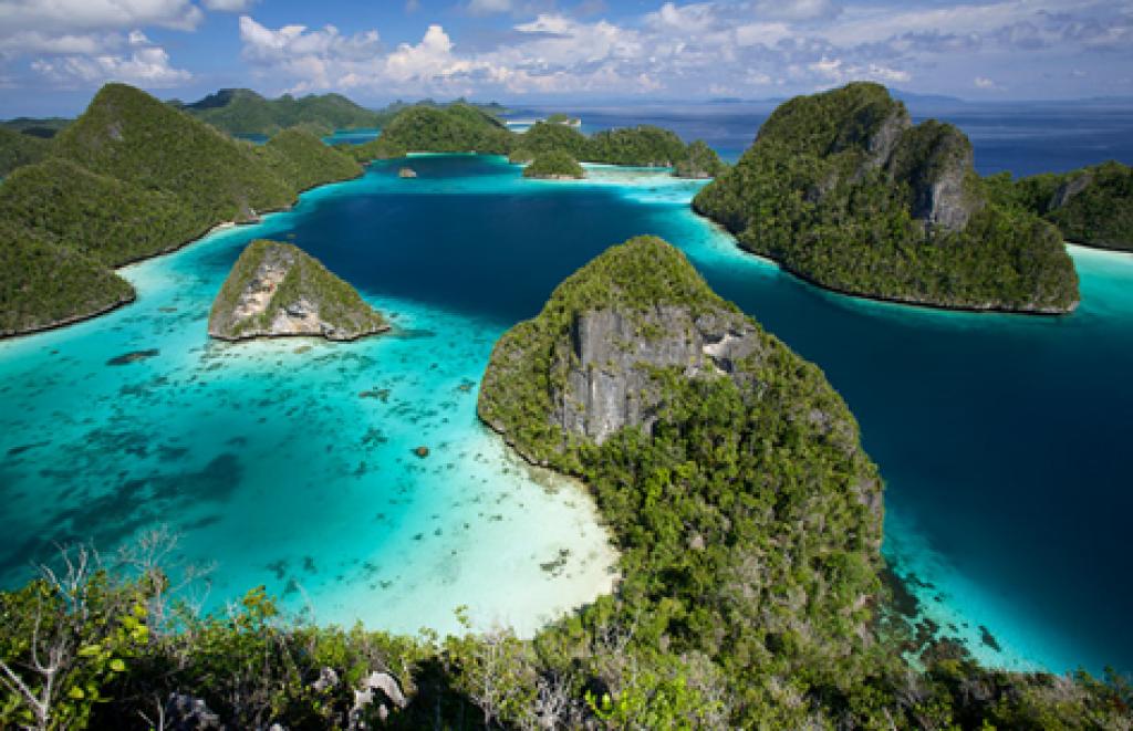 توب فايف افضل الجزر في العالم