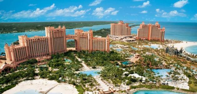 احجز مكان اقامتك في جزر الباهاما بأفضل الأسعار