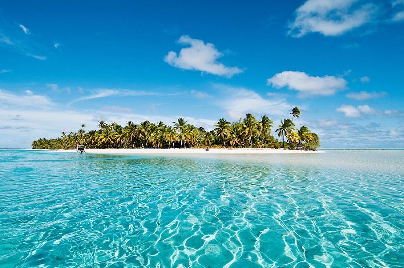 توب 5 اجمل الجزر