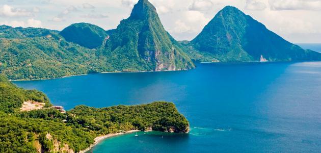 احجز مكان اقامتك في جزيرة سانتا لوسيا بأفضل الأسعار