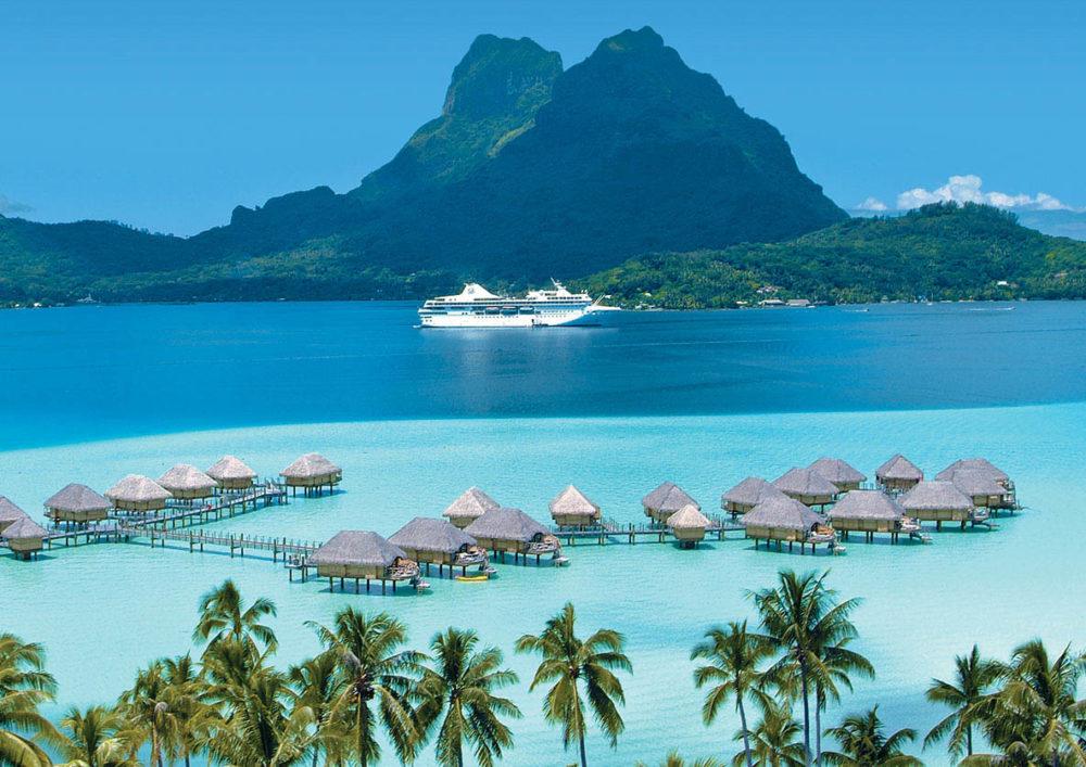 احجز مكان اقامتك في جزيرة بورا بورا بأفضل الأسعار