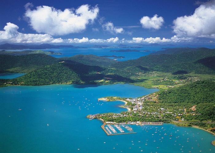 احجز مكان اقامتك في جزيرة وايت صنداي بأفضل الأسعار