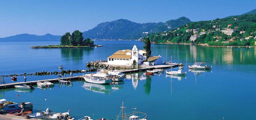 توب 5 افضل جزر اليونان