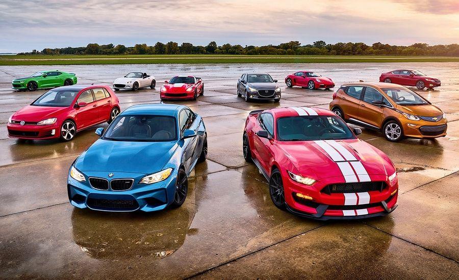 توب 10 افضل سيارات