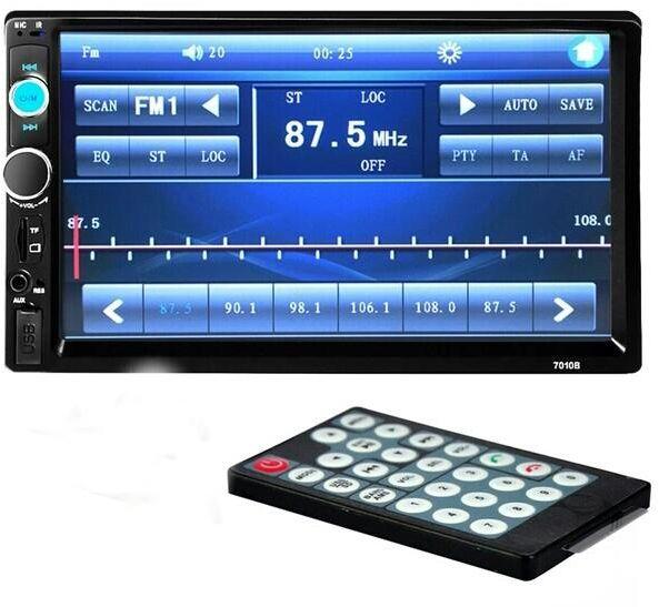 تسوق شاشة سيارة 7 انش من هوت تو دن بأفضل الأسعار