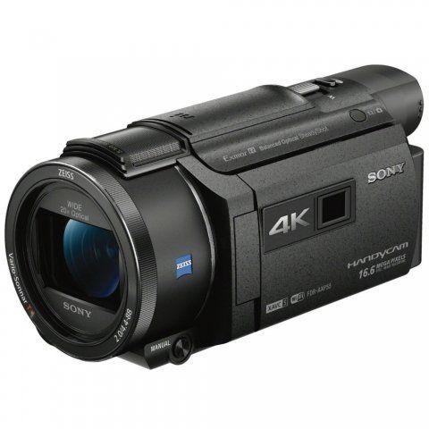 كاميرا فيديو سوني fdr-axp55