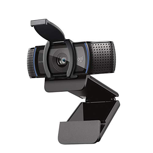 كاميرا لوجيتك c920s
