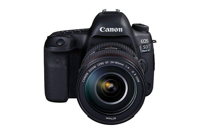 كاميرا كانون 5D Mark IV