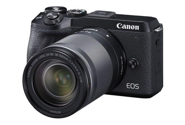 كاميرا كانون EOS M6 Mark II