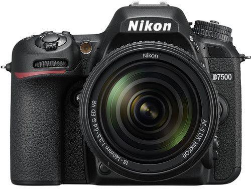كاميرا نيكون D7500