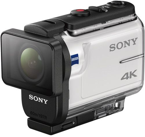كاميرا فيديو سوني fdr-x3000r