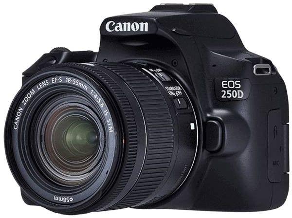 كاميرا كانون 250D
