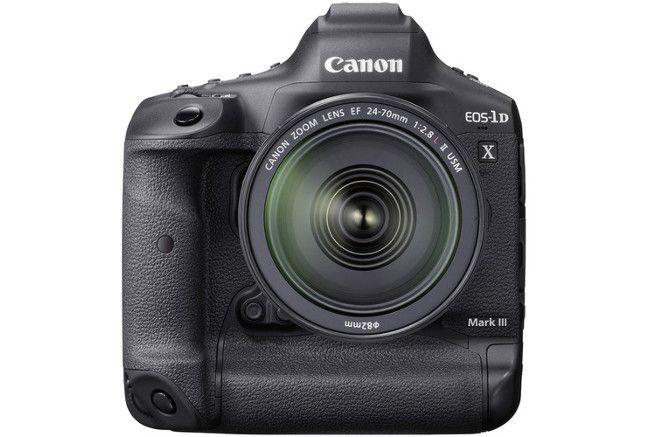 كاميرا كانون EOS-1D X III